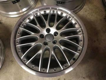 Selling: 20x8.5 | 5x112 | BBS Speedlines wheels for sale