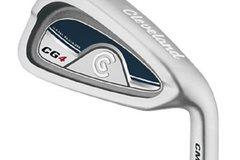 Selling: Cleveland CG4 4-PW Iron Set Used Golf Club