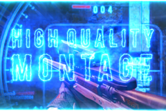 Quoted Video Project: High Standard Montage (Video Editing ) ANY GAME
