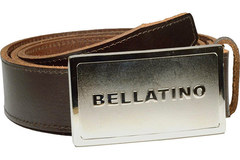 Sell: Bellatino squares leather belts