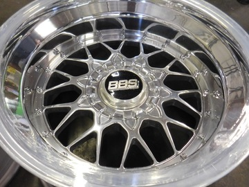 Selling: 18x10 & 18x11.5 | 5x114 | BBS RS II