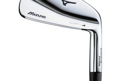 Selling: Mizuno MP-4 3-PW Iron Set Used Golf Club