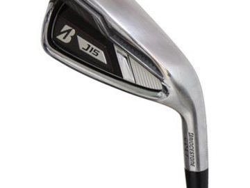 Selling: Bridgestone J15 4-PW Iron Set Used Golf Club
