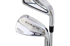 Selling: Cobra Fly-Z+/Fly Z Pro Combo 4-PW Iron Set Used Golf Club