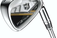 Selling: Wilson Staff FG Tour V4 Forged 4-PW Iron Set Used Golf Club