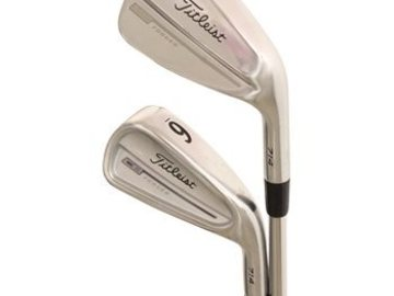 Selling: Titleist CB/MB 714 Forged Combo 3-PW Iron Set Used Golf Club