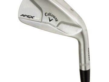 Selling: Callaway Apex MB 4-PW Iron Set Used Golf Club