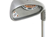 Selling: Ping G10 XG 4-PW, AW Iron Set Used Golf Club