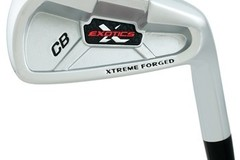 Selling: Tour Edge Exotics CB 3-PW Iron Set Used Golf Club