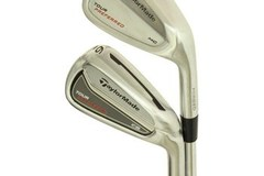 Selling: TaylorMade Tour Preferred CB/MC Combo 4-PW Iron Set Used Gol
