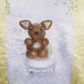 Vente au détail: Petite Boite décorative Renard Kawaii Tokela