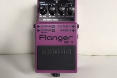 Renting out: Boss BF-3 Flanger