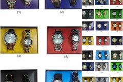 Sell: 50 QUALITY MILANO HIS HERS WATCH GIFT SETS, GUARANTEED ROI
