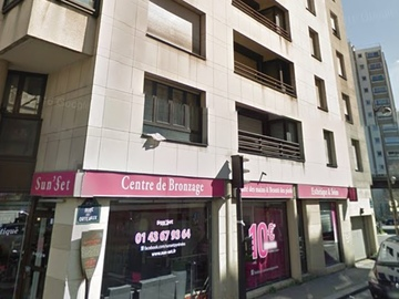 Monthly Rentals (Owner approval required): Paris France, Loue Place de Parking
