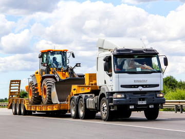 Transport Services: Plant Transport Services - North West