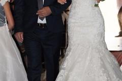 Vente: Robe de mariée