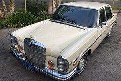 Contact us: 1972 Mercedes Benz 280se