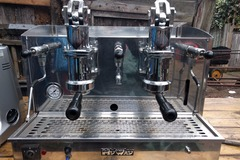 Items to Buy: Lever Coffee Machine (Gas or Electric powered) Izzo My Way