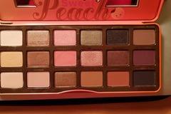 Venta: Sweet Peach de Too Faced prácticamente a estrenar