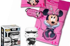 Sell: Disney® Sleeping Bags, Disney® Games, Star Wars, & More, NEW