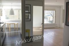 Annetaan vuokralle: Bright and spacious 89,5 m² apartment + sauna + 102 m² yard