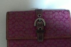 売ります: ☆彡ブランド品中古品 コーチ 財布☆彡