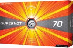Selling: Callaway Superhot 70 Golf Balls – 15-Pack