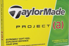 Selling: TaylorMade Project (a) Yellow Golf Balls