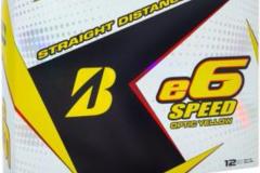 Selling: Bridgestone e6 SPEED Optic Yellow Golf Balls