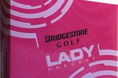 Selling: Bridgestone Lady Precept Optic Pink Golf Balls