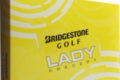 Selling: Bridgestone Lady Precept Optic Yellow Golf Balls