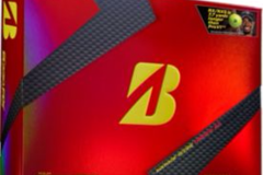 Selling: Bridgestone Tour B330-RX B Mark Optic Yellow Golf Balls