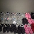 Sell: lot 19X fashion high quality led shoes for adult & kids
