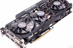 Myydään: Gigabyte Radeon R9 290OC