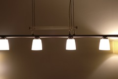 Myydään: Ceiling light for sale