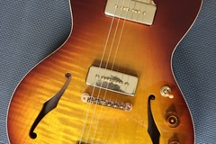 Renting out: B&G Little Sister Private Build - Tobacco Burst