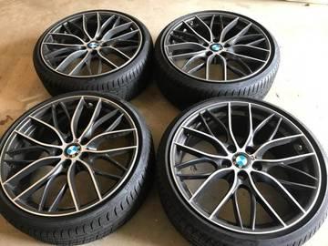 Selling: 20x8 & 20x8.5 | 5x120 | OEM BMW