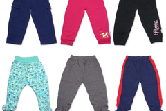 Buy Now: (72) Children Clothing Assorted Boy Girl Baby Pants Trousers