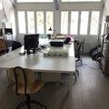 Renting out: Työpöytäpaikka Hietsun Paviljongissa