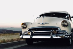 Renting out per day: 1951 Chevy fleetline (msg for hourly rate)