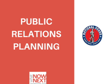 Procurement Listing: Public Relations Planning
