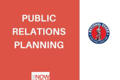 Procurement Listing: Public Relations Planning