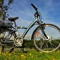 Renting out: Btwin Grey Decathlon Bike BOOKED