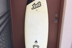 For Rent: 5'8'' Performance Shortboard