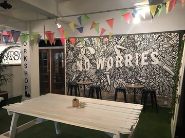 Paid: WOTSO WorkSpace Fotitude Valley