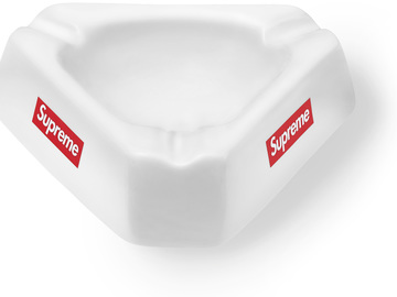 Selling: Supreme Ashtray (Purchased from NYC store)