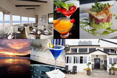 Arrange Pick-up: $50 Gift Certificate to The Sunset Restaurant