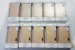 Bulk Lot: 10 x Moshi Overture iPhone 8 Wallet Cases - MSRP $499.90