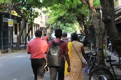 Book Online: Cultural Trail of Pondicherry - A Walking Tour