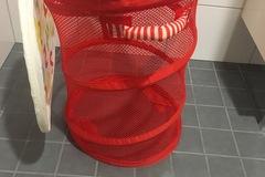 Myydään: Laundry basket for sale